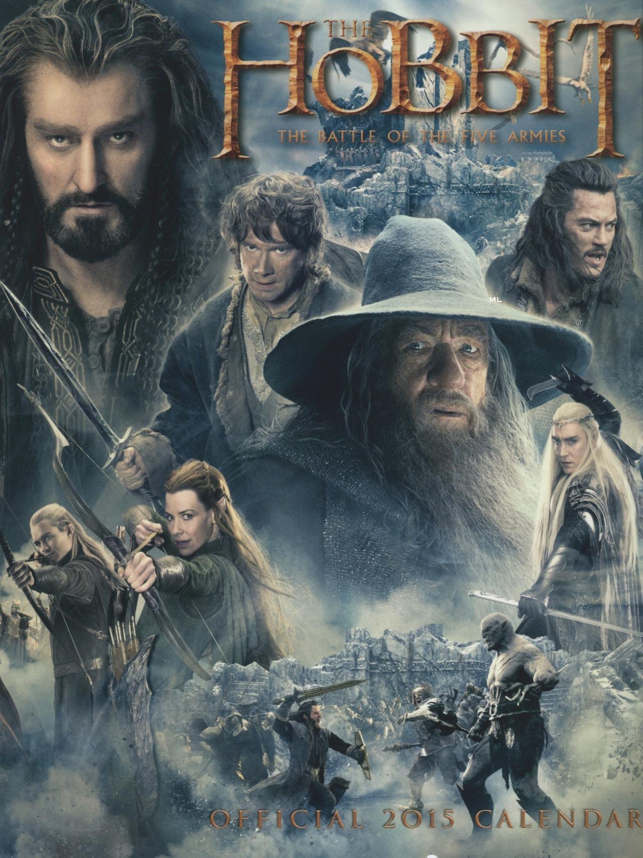 The Hobbit Battle Of Five Armies A Review St Albans Literary